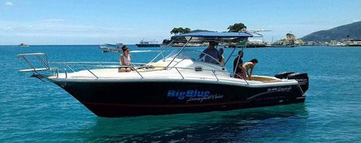 Jeanneau Cap Camarat 925 | Big Blue Boat Rental Keri Zakynthos Greece