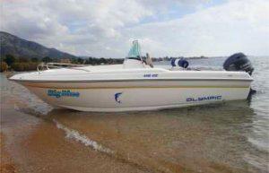 Olympic 490CC | Big Blue Rentals Keri Zakynthos Greece