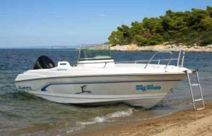 Olympic 520CC | Big Blue Rentals Keri Zakynthos Greece