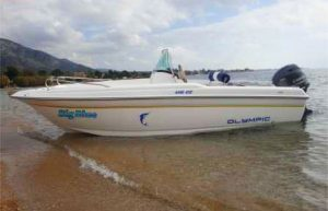 Olympic 490CC | Big Blue Rentals Keri Zakynthos Greece