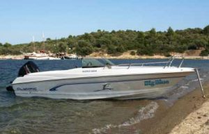 Olympic 490SX | Big Blue Rentals Keri Zakynthos Greece